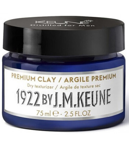 KEUNE 1922 BY J.M.KEUNE PREMIUM CLAY MĀLS 75 ML