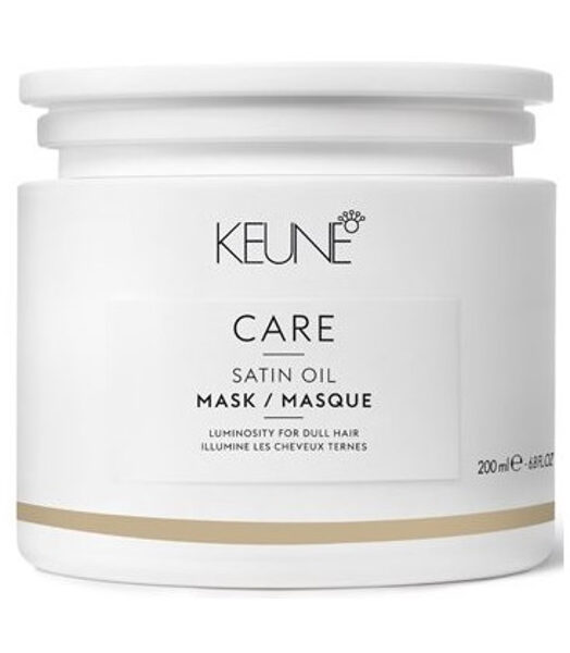 KEUNE CARE SATIN OIL MASK (200ML)