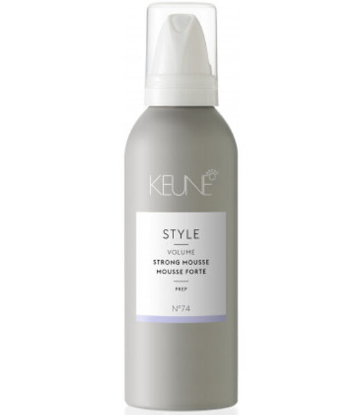 KEUNE STYLE NO74 STRONG MOUSSE PUTAS (75ML)